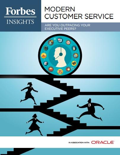 Modern Customer Services | Informe Forbes
