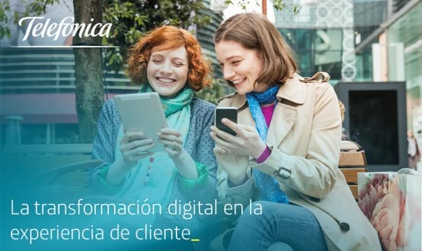 Telefónica Transformacion digital