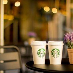 Apareció Starbucks