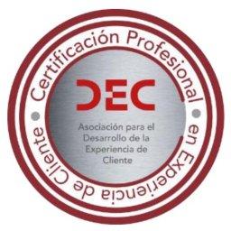 Certificación Profesional DEC