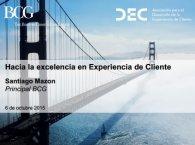 Hacia la excelencia en CX