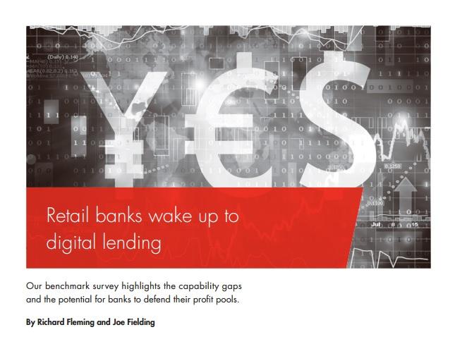 retail banks wake up
