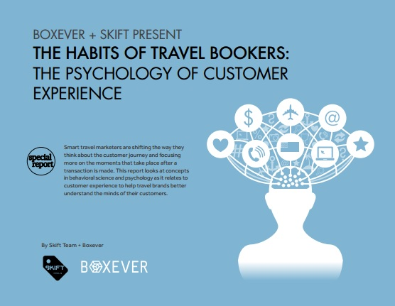 the habits of travel bookers