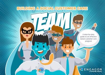 building a social customer