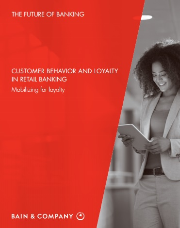 Customer behavior and loyalty in retail banking