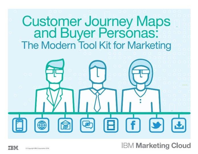 Customer Journey Maps and Buyer Personas