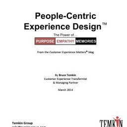 people centric Temkin