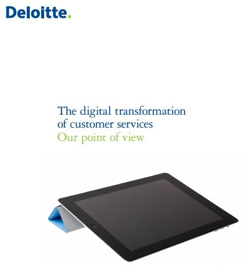 Digital Transformation Deloitte