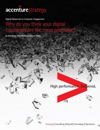 cx accenture digital customers