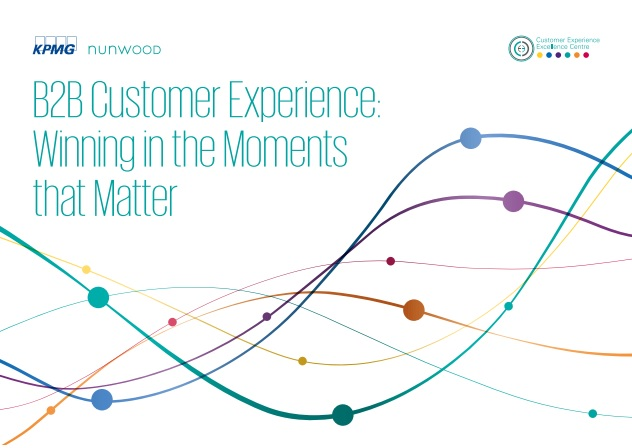 KPMG B2B Customer Experience