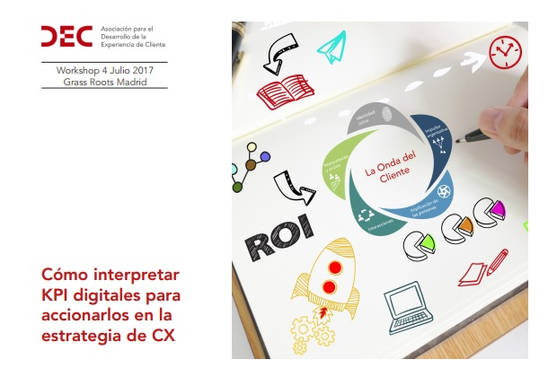 WS KPI digitales CX
