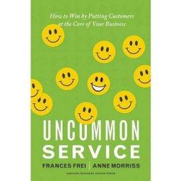 libro uncommon service