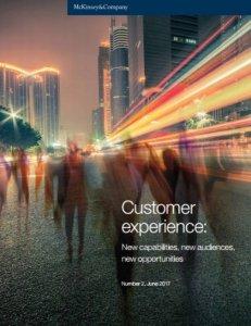 Informe Customer Experience McKinsey