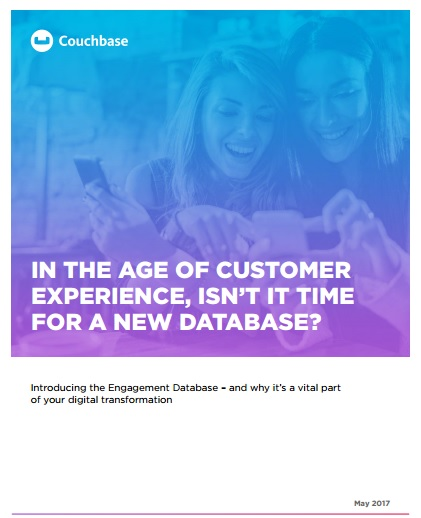 Customer Experience Database Couchbase