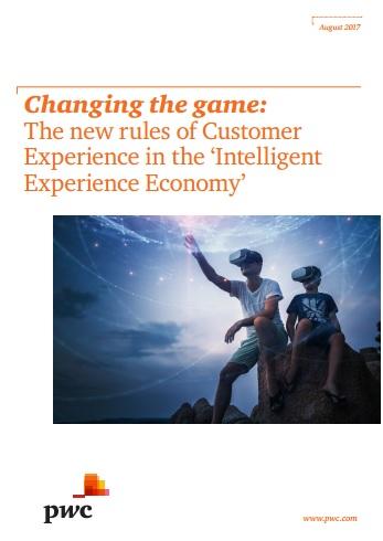 Informe Changing the game PwC