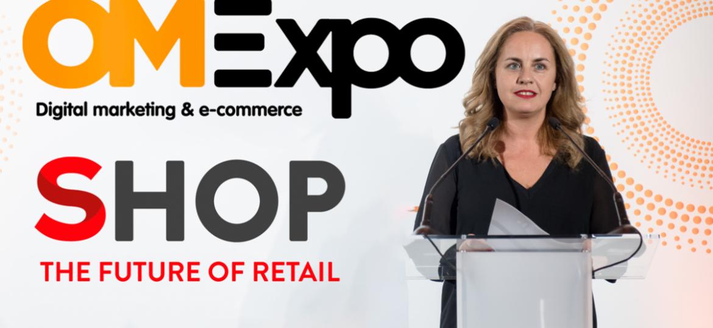 OMExpo: Digital Marketing y eCommerce | Laura Dávila Baja