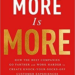 Libro more is more