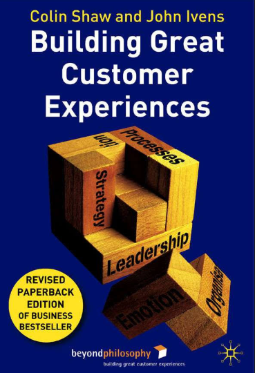 BUILDING GREAT CUSTOMER EXPERIENCE