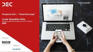 Presentación Lucía González-Pola | Viernes DEC
