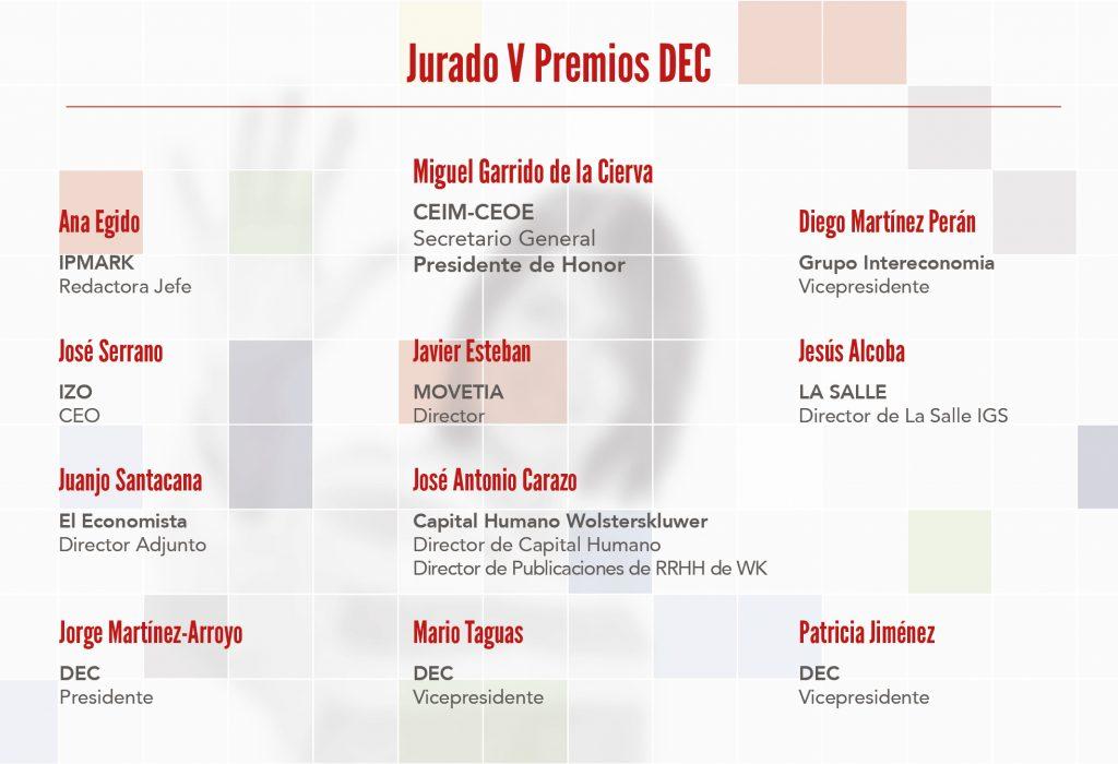 Jurado Premios 2018