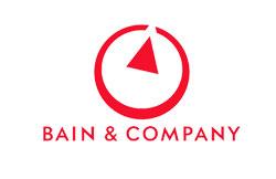 Logo Bain Company