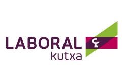 Logo Labaral Kutxa