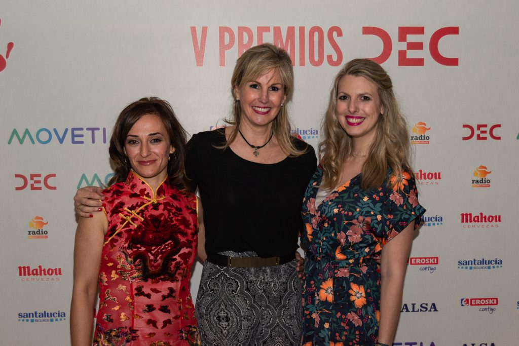 Premios DEC 2018