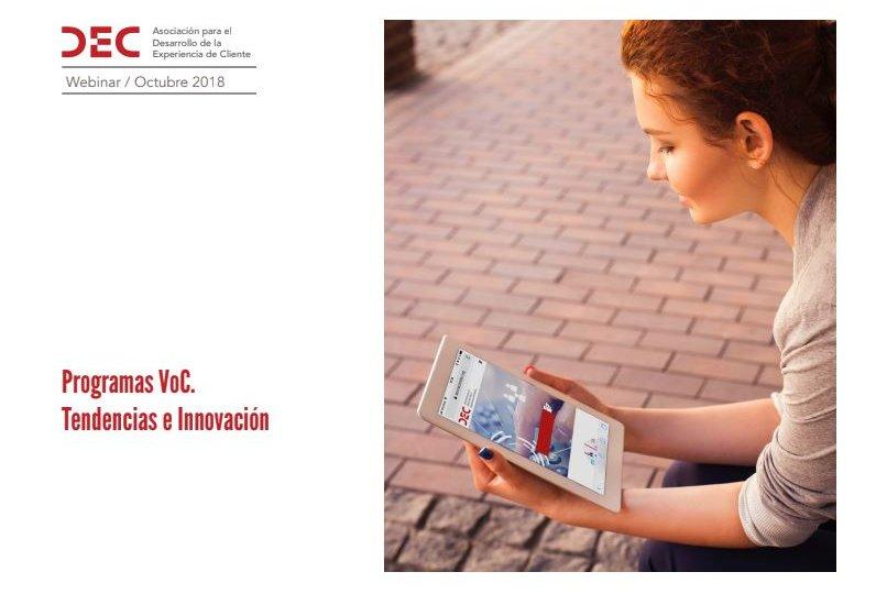 Programas VoC: Tendencias e Innovación