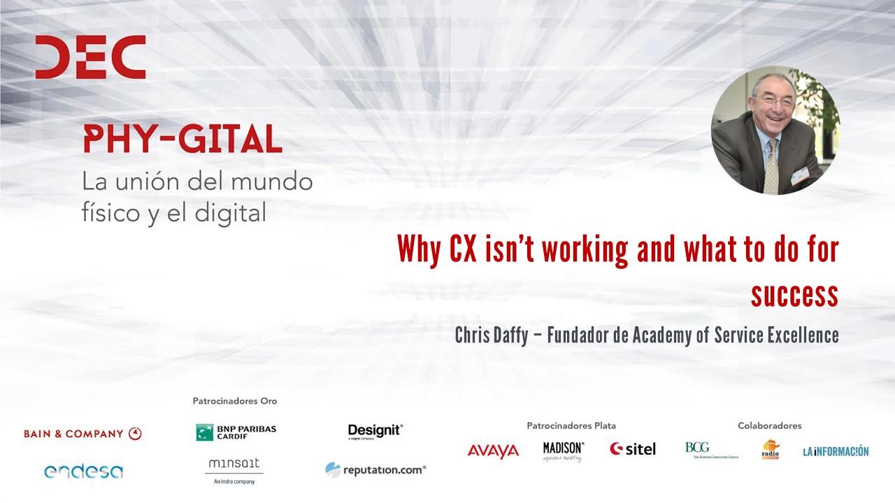 Chris Daffy   Presentación DEC