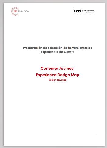 Customer Journey   Asociación DEC