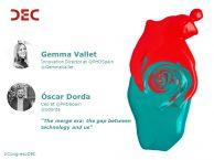 Gemma Vallet y Óscar Dorada | Congreso DEC