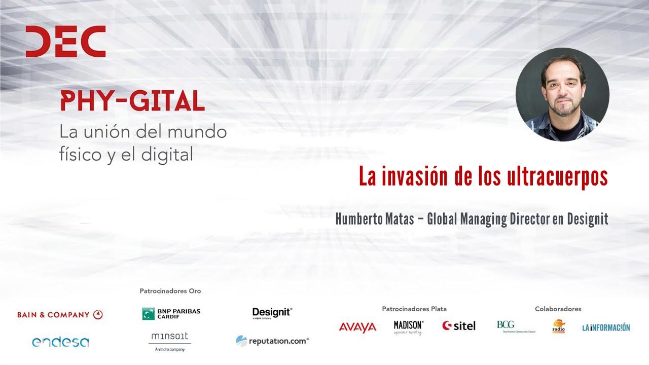 Humberto Matas   Presentación DEC