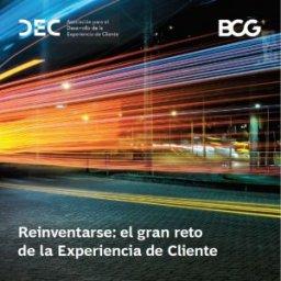 Informe DEC-BCG: Reinventarse: El gran reto