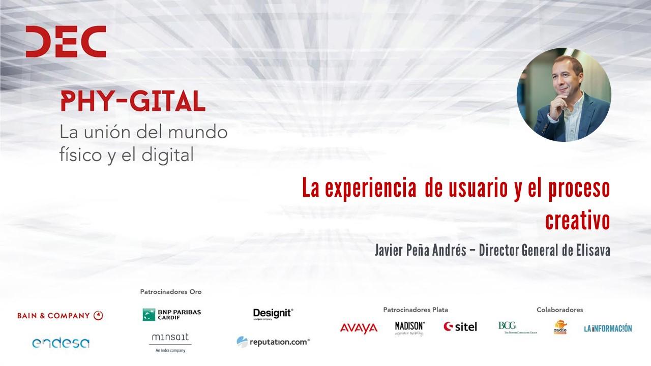 Javier Peña   Presentación DEC