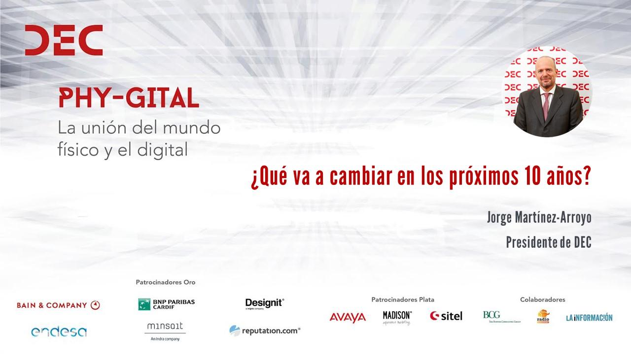Jorge Martínez   Presentación DEC