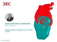 José Antonio Lombardía | Presentación DEC