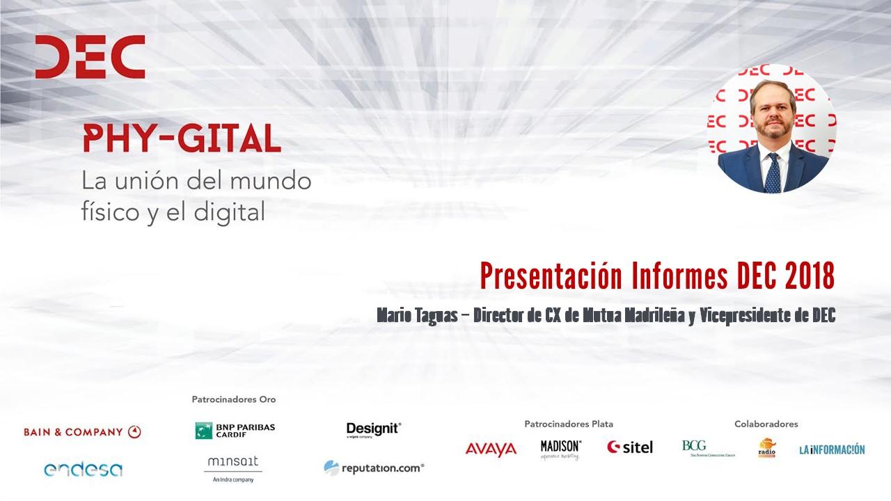 Mario Taguas   Presentación DEC