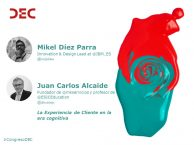 Mikel Díez y Juan Carlos Alcaide | Presentación DEC