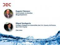 Presentación Bernardo Palomero y Miguel Sendagorta