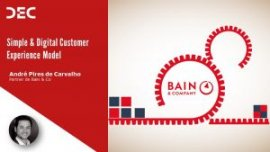 Simple & Digital Customer Experience Model