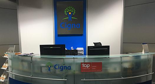 CIGNA | Socio de la Asociación DEC