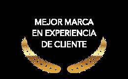 Mejor Marca en Experiencia de Cliente | Premios DEC