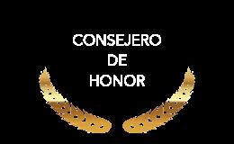 Consejero de Honor Premios DEC