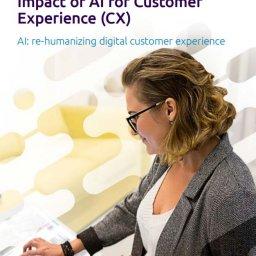 Impact of AI for Customer Experience Capgemini