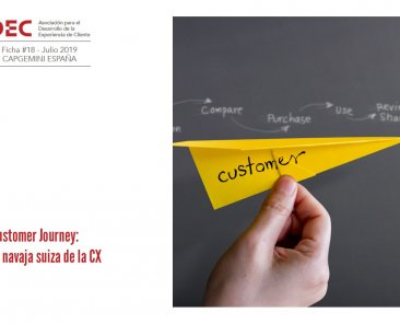 Ficha Técnica Viernes DEC - customer journey, la navaja suiza de la CX - Viernes DEC