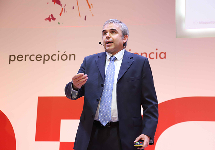 Francisco Casassas en el Congreso DEC
