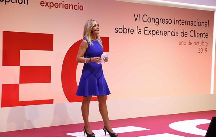 Marta en el Congreso DEC