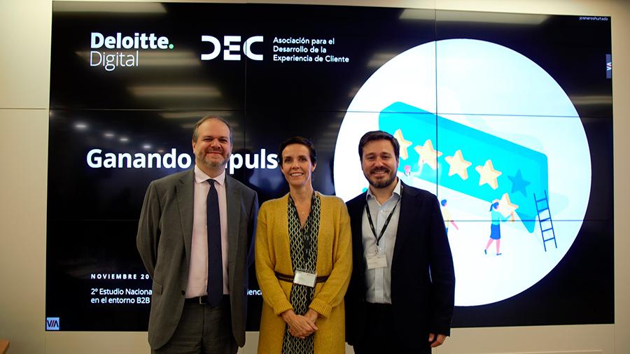 Ganando Impulso - Informe DEC Deloitte