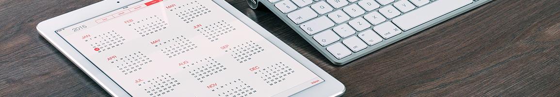 calendario dec - eventos dec