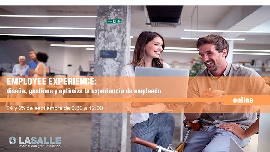 Curso CX - Employee Experience - diseña gestiona y optimiza la Experiencia de Empleado